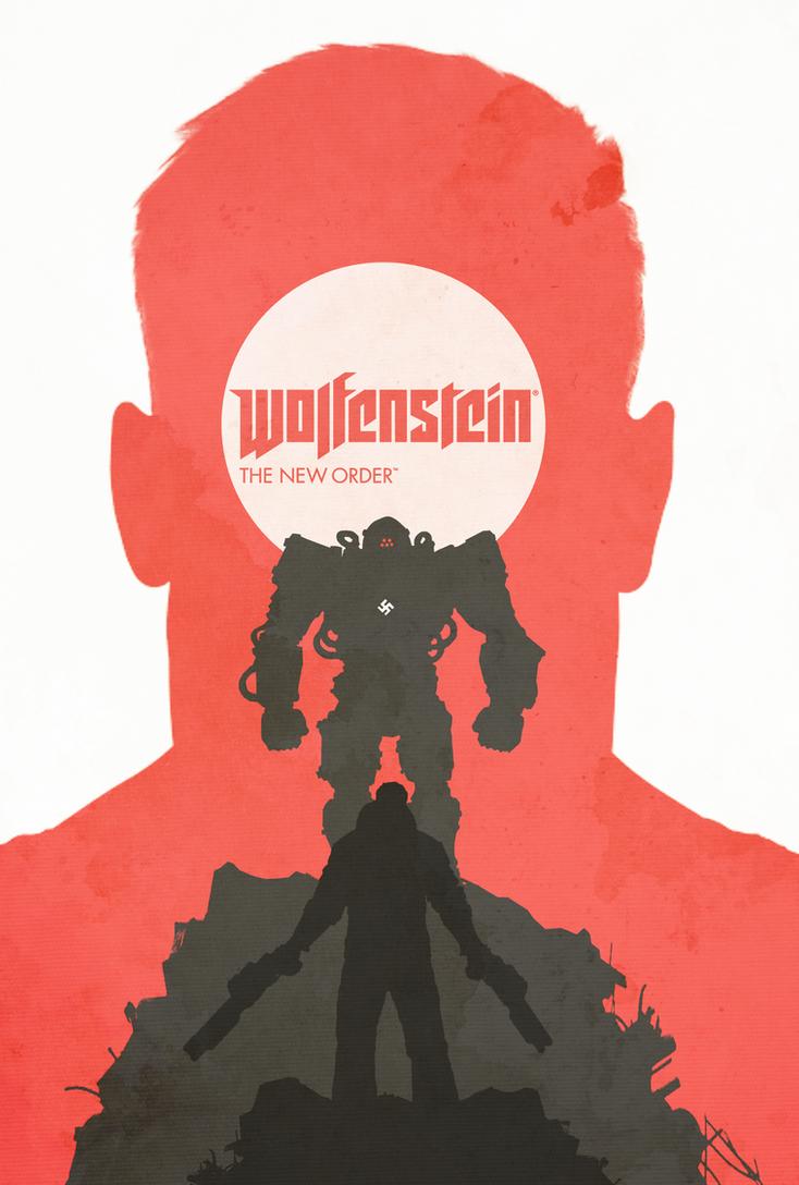 Wolfenstein: The New Order by shrimpy99