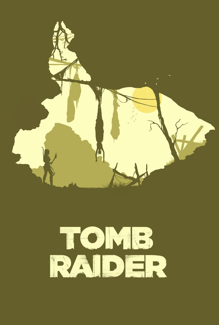 Tomb Raider by shrimpy99