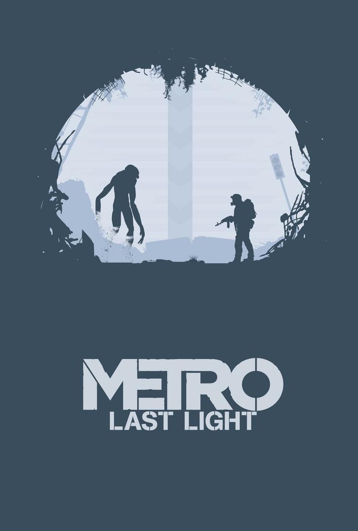 Metro: Last Light by shrimpy99