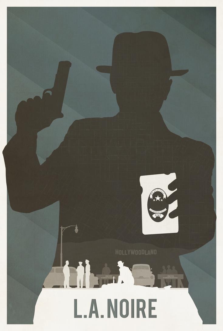 L.A. Noire by shrimpy99