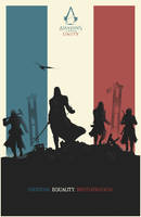 Assassin's Creed: Unity by shrimpy99