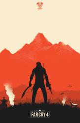 Far Cry 4 by shrimpy99