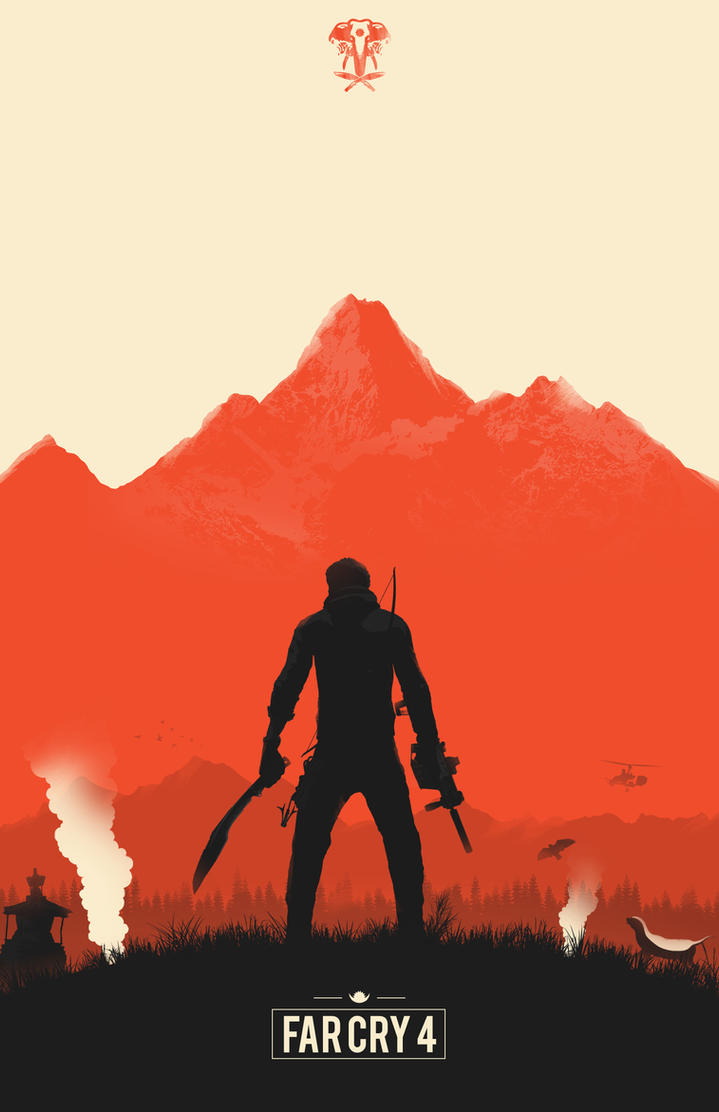 Far Cry 4 by shrimpy99