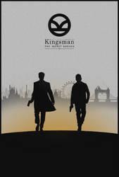Kingsman: The Secret Service by shrimpy99