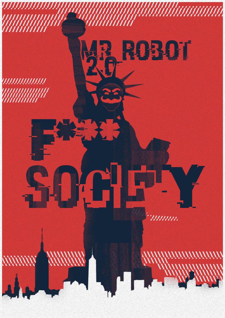 Mr_Robot by shrimpy99