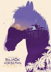 Bojack Horseman by shrimpy99