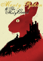 Monty Python And The Holy Grail by shrimpy99