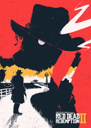 Red Dead Redemption II by shrimpy99