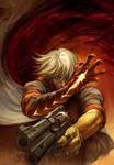Nero-Devil May Cry 4