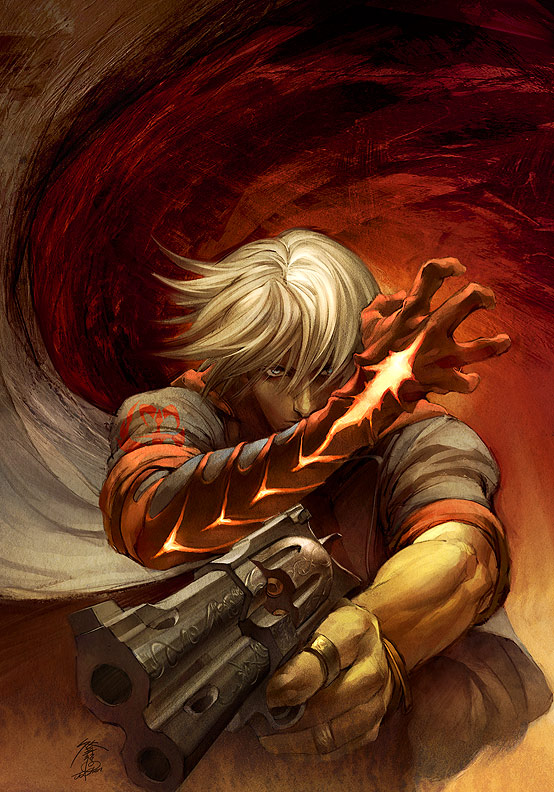 Fan Art Friday – Devil May Cry