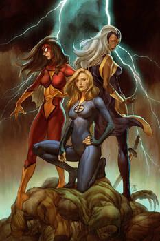 Marvel's Girl Comics No 3
