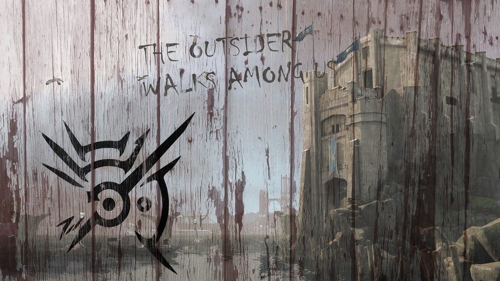 dishonored wallpaper dunwall tower by darmanfi8015 on