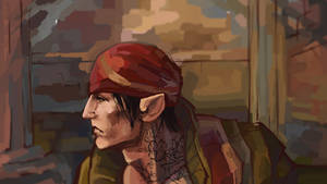 Iorveth witcher 2