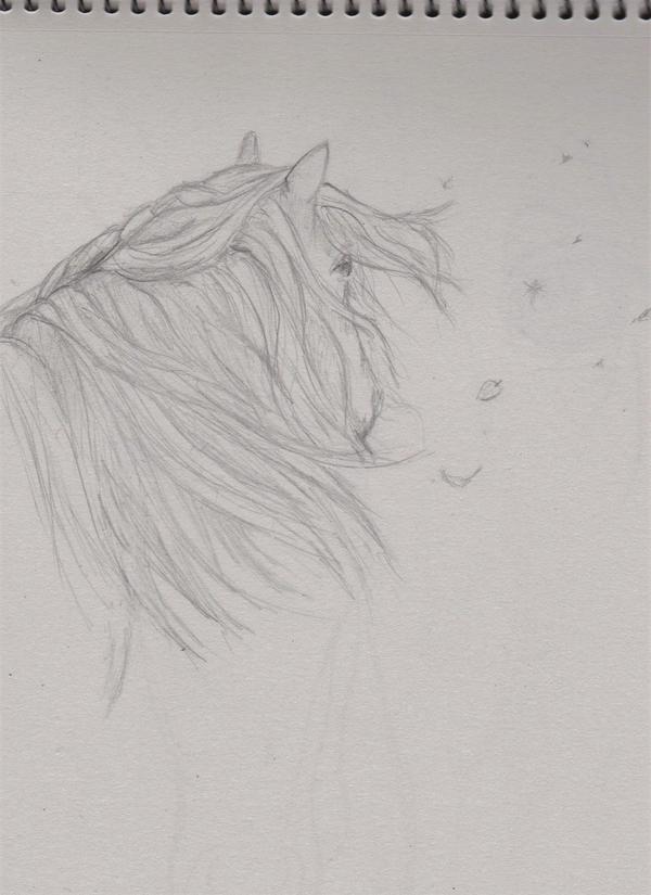 Horse02 by varinike