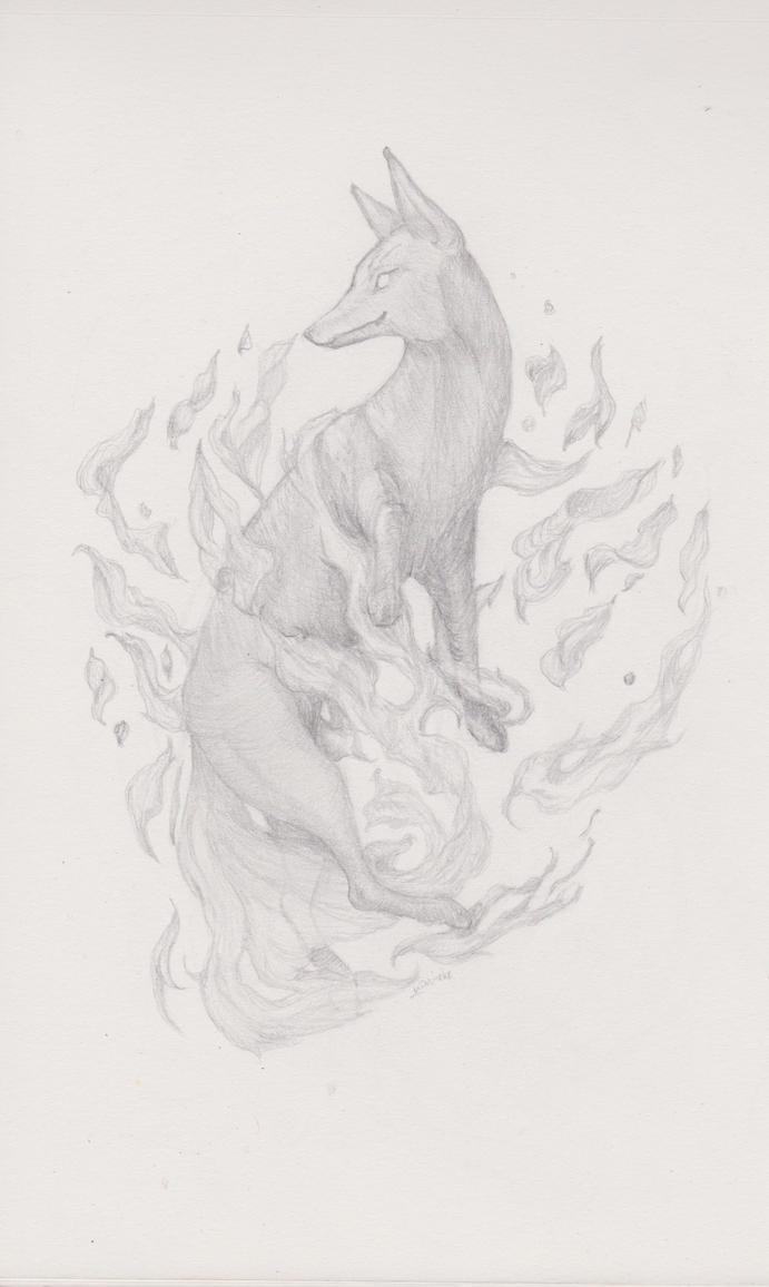 Fox01 by varinike