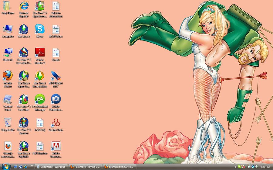 Desktop Yay