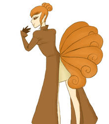 Verina the Vulpix