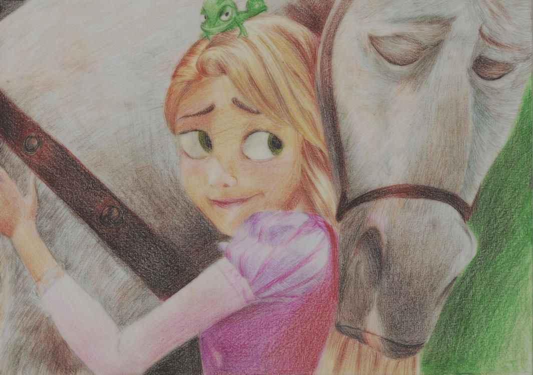 tangled by mady95
