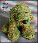 It's a Dogs Life 3D anaglyph version