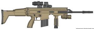 FN SCAR H