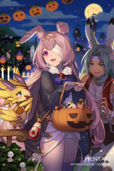 Halloween Melsa