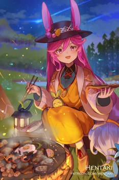 Would you like to join Cleo's barbecue party?