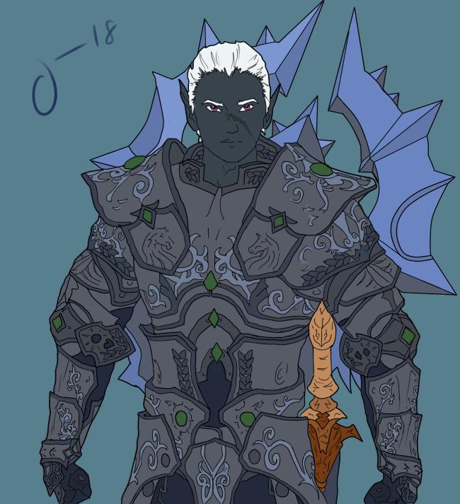 KINGSLAYER by tall-dark-elf