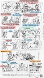 L5R: EmeraldMagistrate Comic 1 by SP00KYELECTRIC