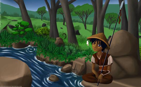 L5R - Eihi by the Creek