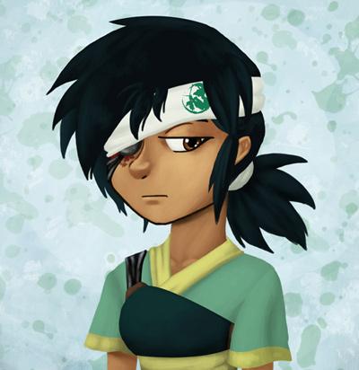 Tsuruchi Kinuyo Avatar by SP00KYELECTRIC