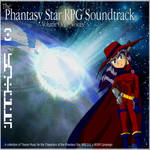 Phantasy Star RPG CD Cover