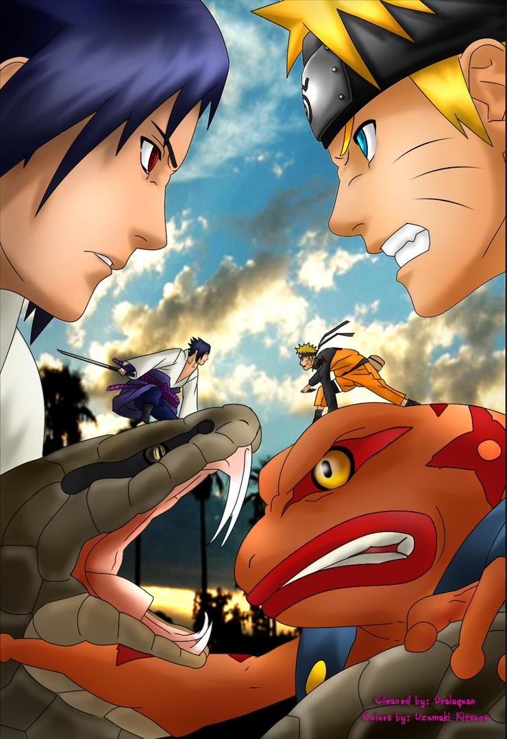 Discussion the final fight naruto vs sasuke naruto - Naruto as sasuke ...