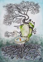 Toilet Tree by TKRabe