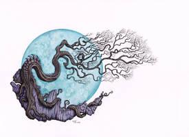 TreeDragon by TKRabe