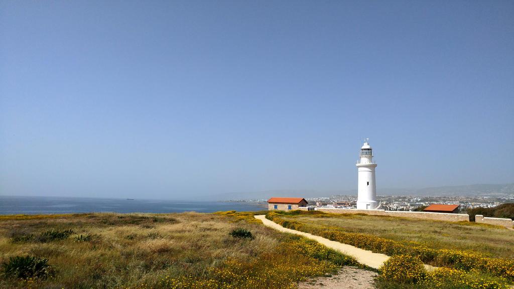 Paphos Lighthouse by Sarahorsomeone