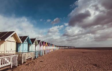 Mersea Island Beachhuts