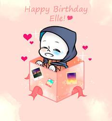 Happy Birthday Elleap!