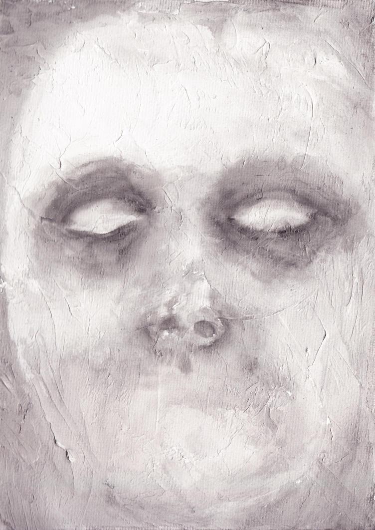 Screaming by doodler89