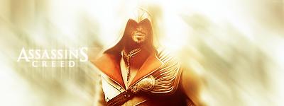 Assassin's Creed Brotherhood by FishKa1