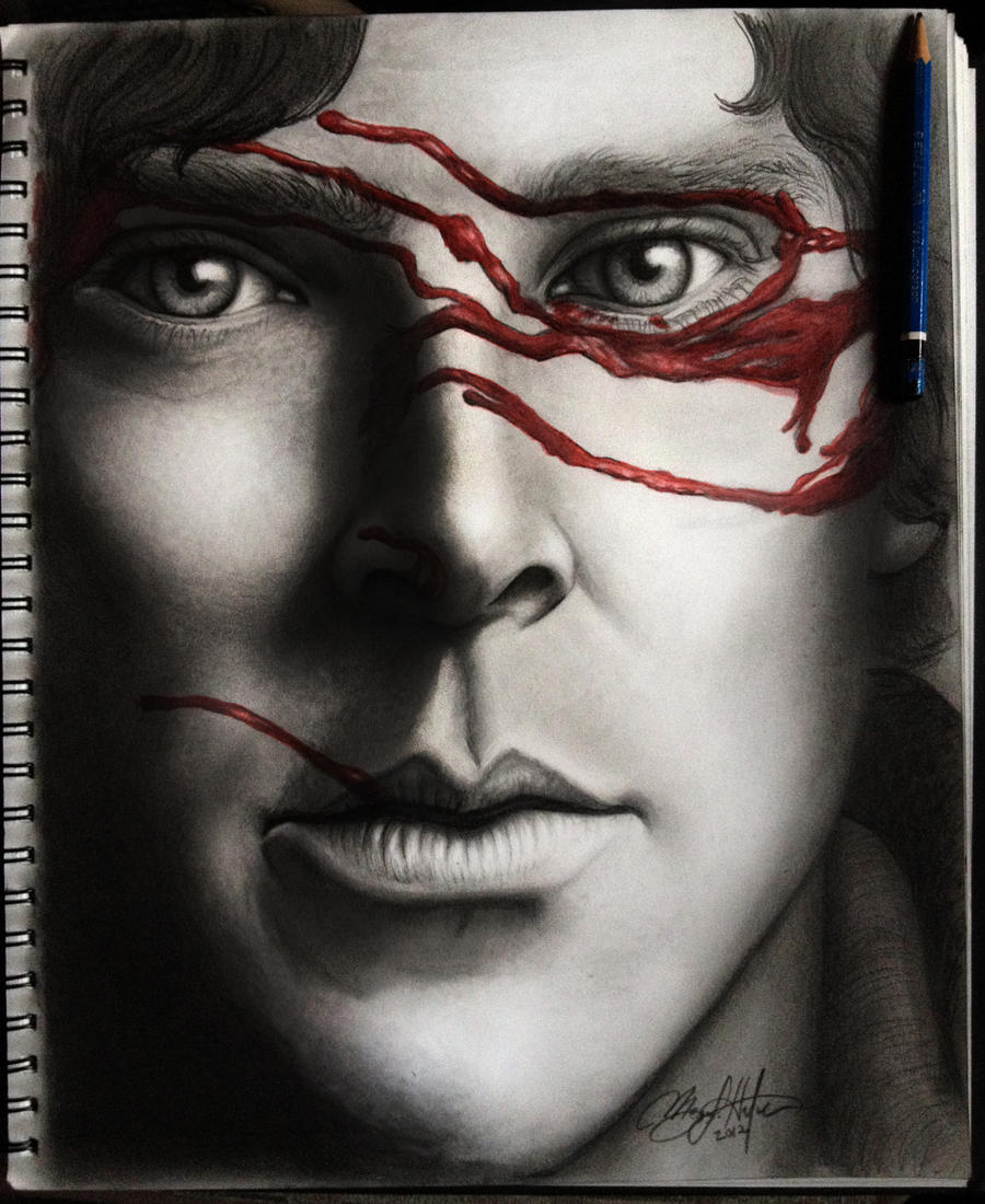 Sherlock - A Study in Red by m-a-y-h-e-m