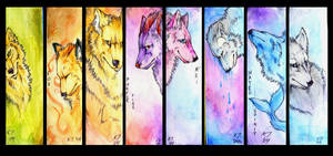Bookmarks by SpiritOfTheFire