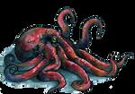 Octopus by SpiritOfTheFire