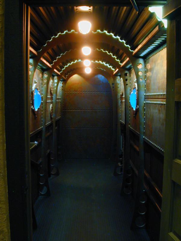 Sub Themed Entry Hallway 01 by rsandberg