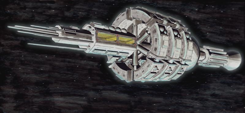 Starship by rsandberg