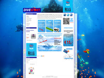 diving site