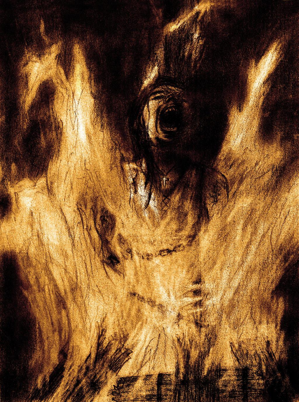 Scream Louder Than The Roar by Sandro-Halpo
