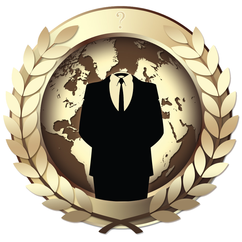 Anonymous Logo plain by V-A-P-O-R on DeviantArt