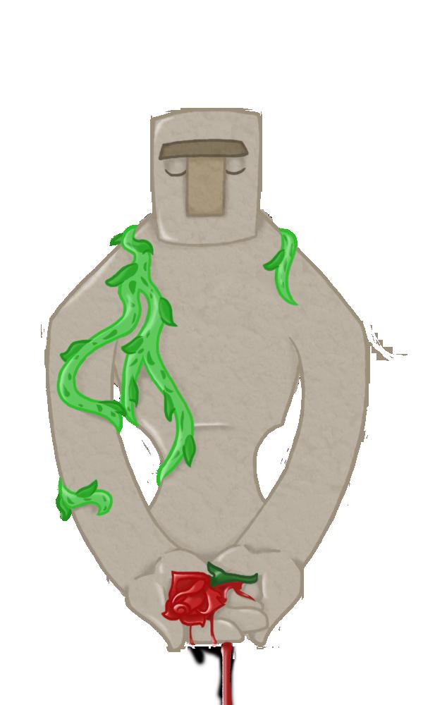how to draw a minecraft iron golem