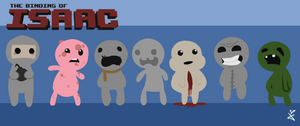 Binding of Isaac, seven deadly sins