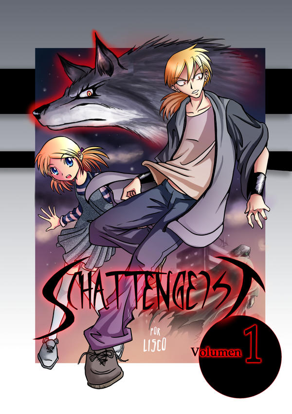 Schattengeist Cover by Dragolisco